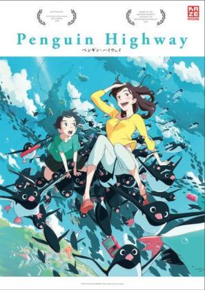 Filmbeschreibung zu Anime Night 2019: Penguin Highway