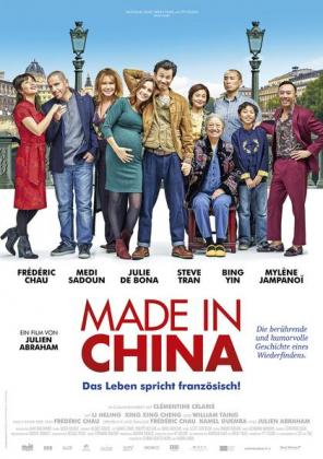 Filmplakat von Ü50: Made in China