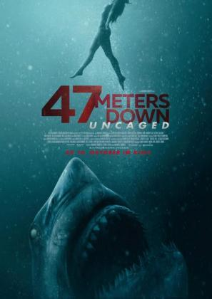 47 Meters Down: Uncaged (OV)