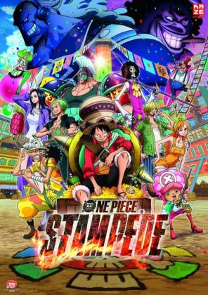 One Piece: Stampede (OV)