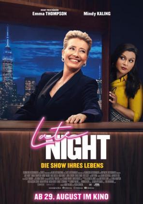 Ü50: Late Night - Die Show ihres Lebens