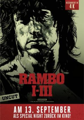 Special Night: Rambo (1-3) (OV)
