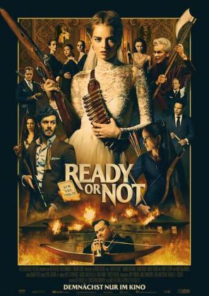 Filmbeschreibung zu Ready or not - Auf die Plätze, fertig, tot (OV)