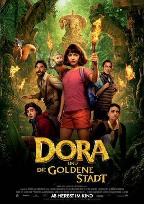 Dora und die Goldene Stadt (OV)