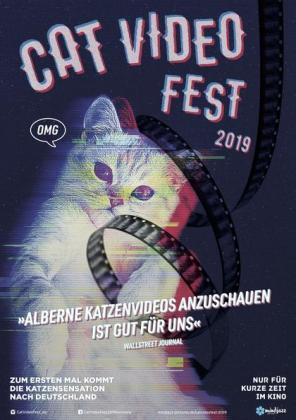 Filmbeschreibung zu Cat Video Fest 2019