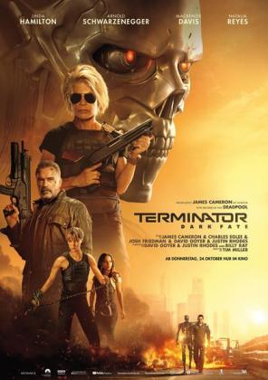 Filmbeschreibung zu Terminator: Dark Fate