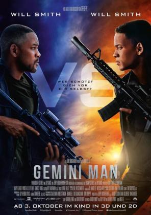 Filmplakat von Gemini Man 3D (OV)