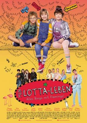 Schlingel 2019: Mein Lotta-Leben - Alles Bingo mit Flamingo