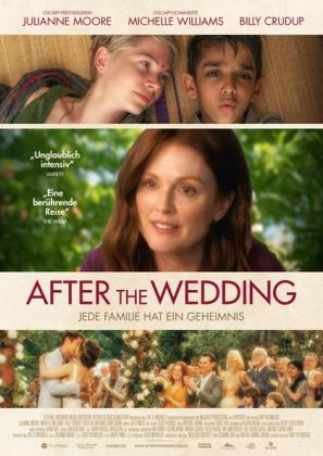 Filmplakat von After the Wedding (OV)