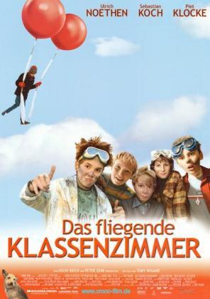 Das fliegende Klassenzimmer (2002) (arabische Untertitel)