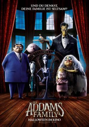 Filmplakat von Die Addams Family (OV)