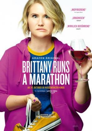 Brittany runs a Marathon (OV)