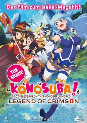 KonoSuba: The Legend of Crimson
