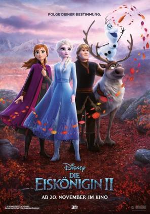 Die Eiskönigin 2 3D (OV)