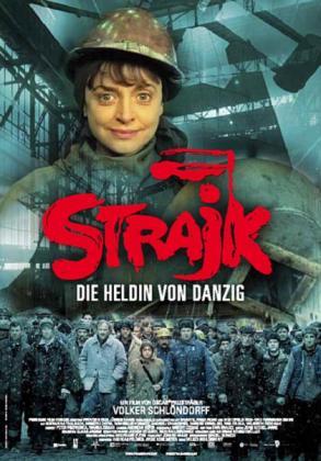 Filmplakat von Strajk - Die Heldin von Danzig (OV)