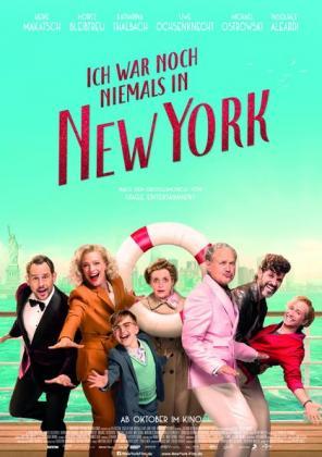 Ü 50: Ich war noch niemals in New York