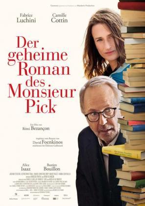 25. Französische Filmtage Leipzig: Der geheime Roman des Monsieur Pick (OV)