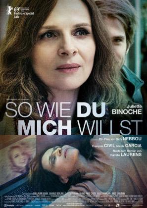 25. Französische Filmtage Leipzig: So wie du mich willst (OV)