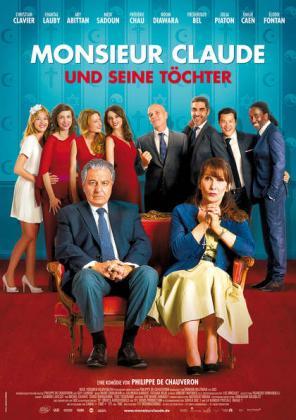 25. Französische Filmtage Leipzig: Monsieur Claude und seine Töchter (OV)