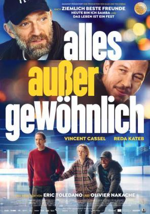25. Französische Filmtage Leipzig: Alles außer gewöhnlich (OV)