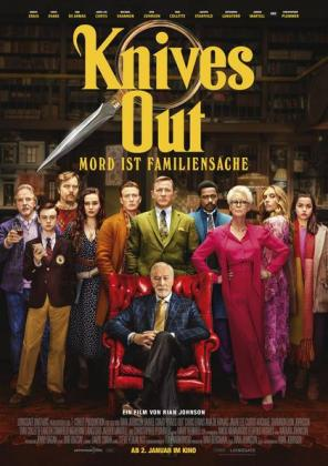 Knives Out - Mord ist Familiensache (OV)