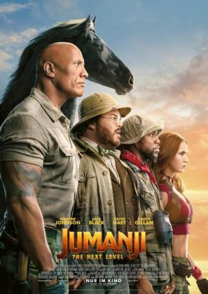 Jumanji: The Next Level 3D (OV)