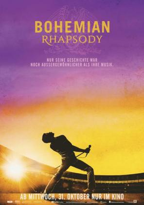Dinner & Movie: Bohemian Rhapsody