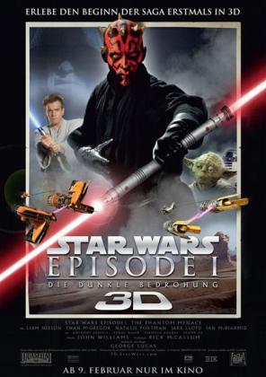 Star Wars: Episode I - Die dunkle Bedrohung (OV)