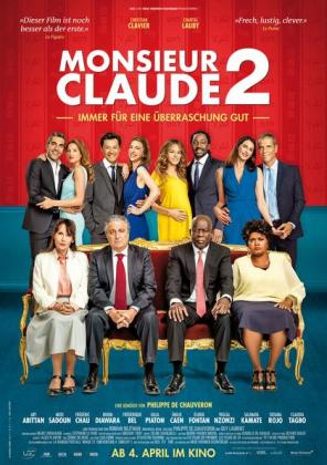 Dinner & Movie: Monsieur Claude 2