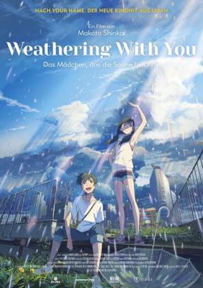 Weathering with You - Das Mädchen, das die Sonne berührte (OV)