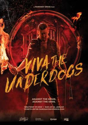 Viva The Underdogs - A Parkway Drive Film (OV)