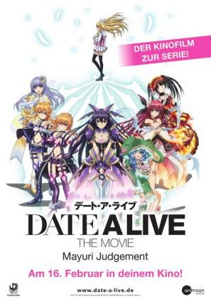 Date a Live - The Movie: Mayuri Judgement