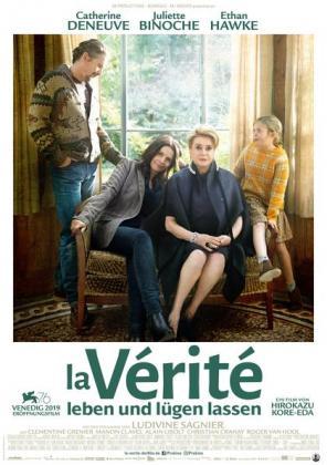 La Vérité - Leben und lügen lassen