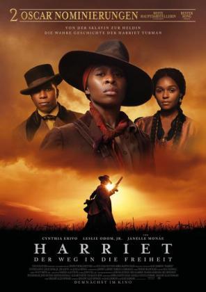 Harriet - Der Weg in die Freiheit (OV)