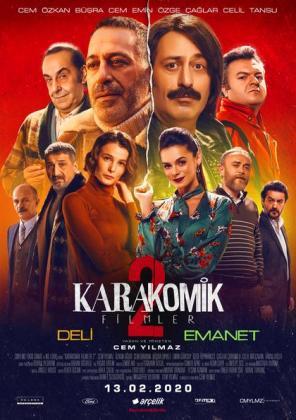 Karakomik Filmler 2 (OV)