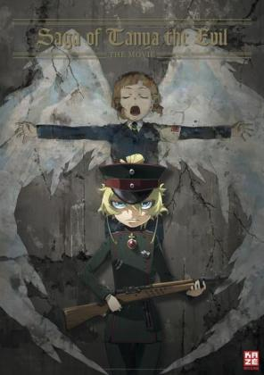 Saga of Tanya The Evil - The Movie (OV)