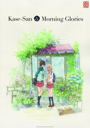 Kase-San and Morning Glories (OV)