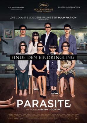 Parasite (schwarz/weiß)
