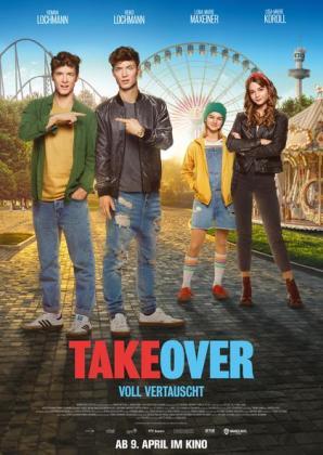 Filmbeschreibung zu Takeover - Voll vertauscht