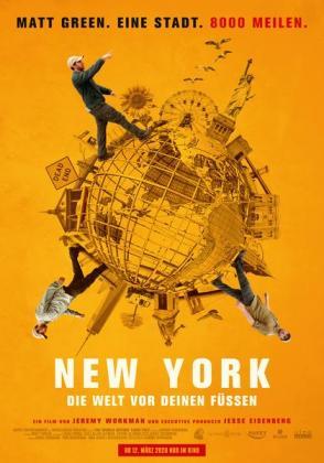 New York - Die Welt vor deinen Füßen (OV)
