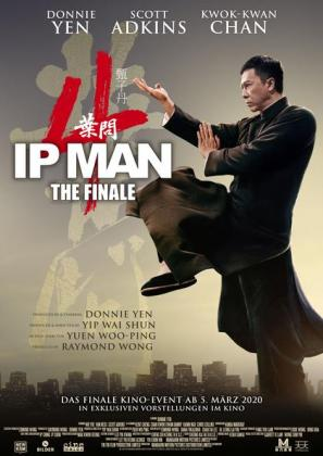 Ip Man 4: The Finale (OV)