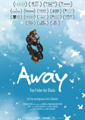 Away - Vom Finden des Glücks (OV)