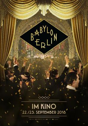 Filmplakat von Babylon Berlin - Staffel 1