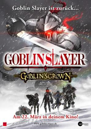 Filmbeschreibung zu Goblin Slayer - The Movie: Goblins Crown