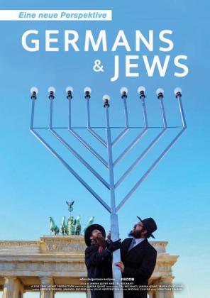 Filmplakat von Germans and Jews - Eine neue Perspektive (OV)