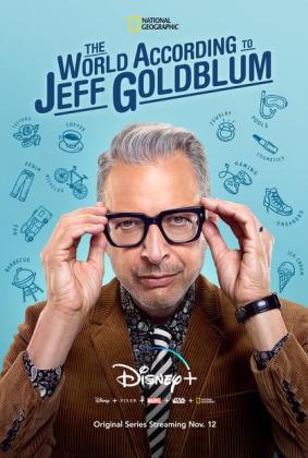 Filmplakat von The World Accoring to Jeff Goldblum