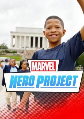 Filmplakat von Marvel's Hero Project
