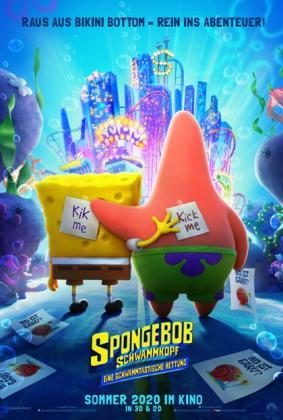 SpongeBob Schwammkopf: Eine schwammtastische Rettung