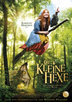 Die Kleine Hexe (Tickets nur unter www.autokino-freiburg.com)