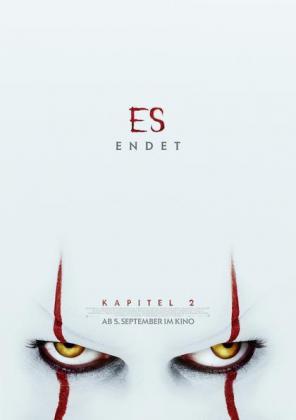 Filmplakat von Es Kapitel 2 (Tickets nur unter www.autokino-freiburg.com)